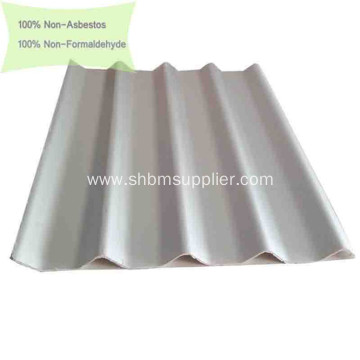 Anti-Corrosion Fireproof Reinforced MgO Roofing Sheets