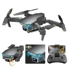 FX-9G 4K HD Camera Drones Foldable Quadcopter 5G WiFi FPV 90°ESC Anti Shake Gimbal GPS Dual Mode 25Min Standby With Storage Bag
