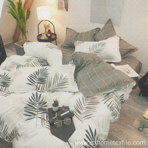 duvet sets with printing