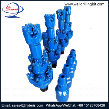 API Rock Reamer with Steel Teeth Roller Cones