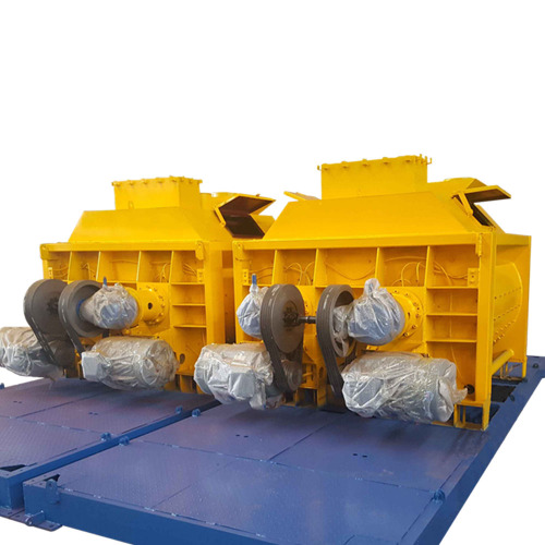 concrete mixer machine cement