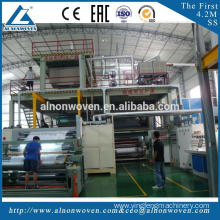 New Design AL-3200MM SSS Nonwoven Fabric Making Machine with CE Certificate