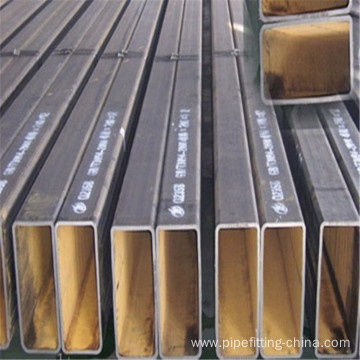 SS400 Material HS Code Square Steel Pipes