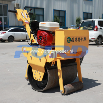 Walk Behind Single Drum Roller Asphalt Compactor