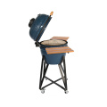 Backyard  Ceramic Charcoal BBQ Grill Kamado