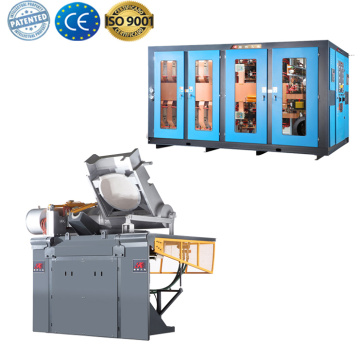 industrial oven for bronze casting industry