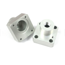 Stainless Small Seal Flange CNC Machining Parts