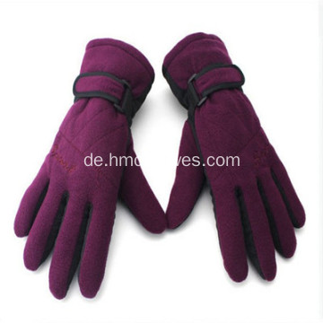 Herren Winter Warm Fleece Outdoor Sports Handschuhe