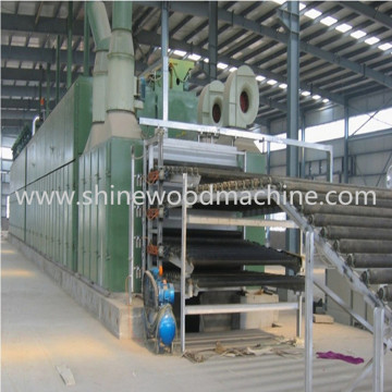 Face Plywood Veneer Drying Machine for Burma