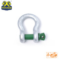 Galvanized Steel Shackles With 2T