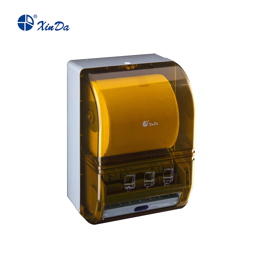 Auto Paper Dispenser for Restroom