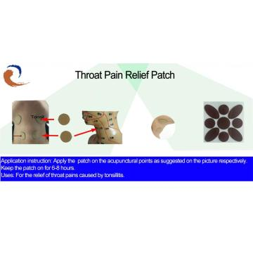 Patch For Swollen Tonsils