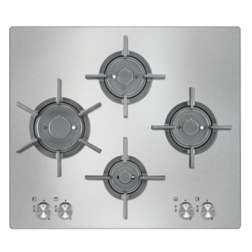 Electrolux Glass Gas Hob 5バーナー