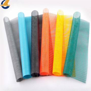 Multi Color Flatbed Mesh Roll Tarp