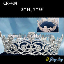 Wholesale Pageant Crowns Round Tiara