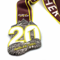 Personalized custom metal enamel sports medals