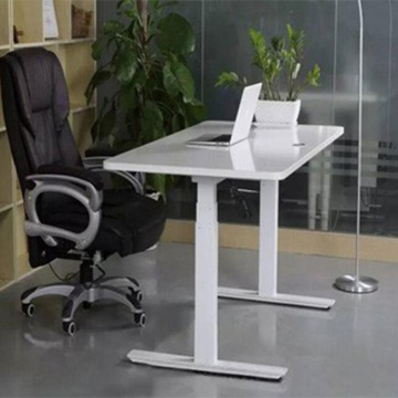 Black Adjustable Computer Desk
