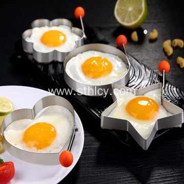 304 Stainless Steel Egg Fryer Model