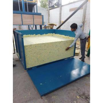 Foam Rebonding Machine With Steam