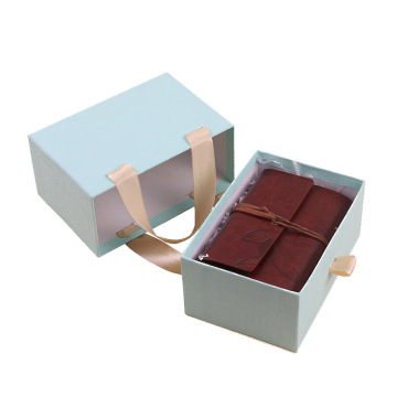 Wholesale Special Paper Pull Portable Box Drawer Packaging