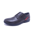 High Quality Black Leather Shoes for Men