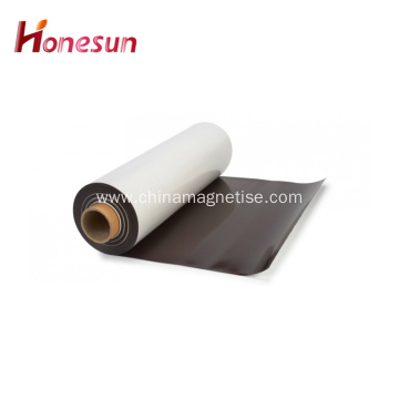 Flexible Rubber Magnet Sheet Roll With PVC