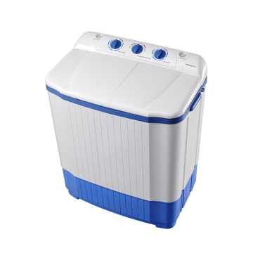 Plastic Cover Twin Tub 4KG Washer With Dryer