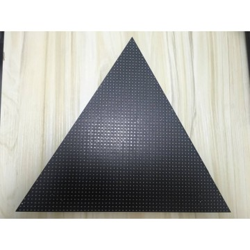 right triangle LED display module