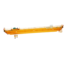 Electric 10Ton Double Beam Bridge Crane