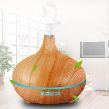 Wood Grain Base Aromatherapy Air Humidifier 400ml