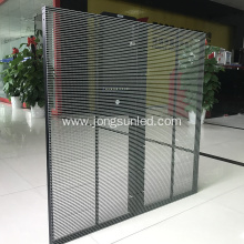 Indoor Transparent Glass LED Display Screen P3.91