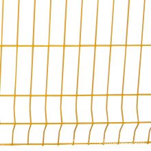 Curvy Garden Welded Wire Mesh Metal Panels