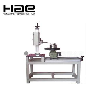 Pneumatic Dot Pin Marking Machine For Flange