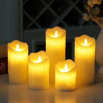 LED Candle With Remote Colorful Led Candle