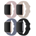 Silicone Band Compatible with Apple Watch
