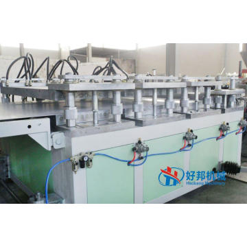 CELUKA FOAM BOARD PVC WPC EXTRUSION MACHINE