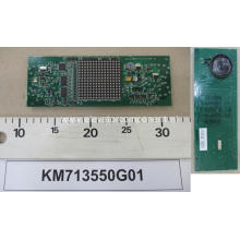 KONE Lift Dot Matrix Horizontal Display Board KM713550G01