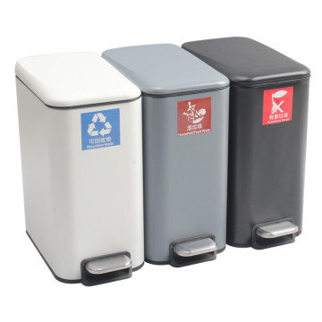 Recyclable Bin Household Food Waste Hazardous Wast Bin