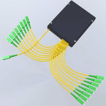 1:16 PLC splitter with SC APC connector