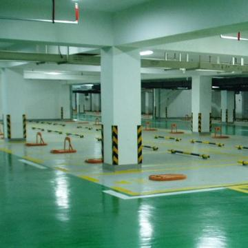 Water-based Epoxy Floor Paint for Parking Lot