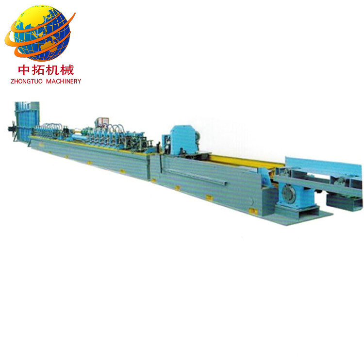round carbon steel pipe roll forming machine