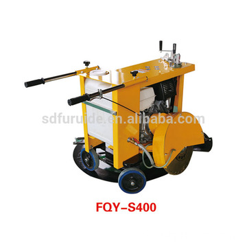 Mini Hand Circular Road Cutting Machine Used For Concrete Surface FQY-S400