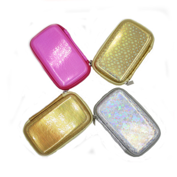Wholesale cheap easy carry fashion colorful mini empty makeup box