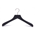 EISHO Luxury Wood Hanger With Wider Shoulder