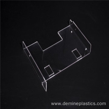 Customized polycarbonate parts drilling service