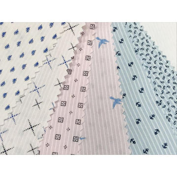 Tooling T/C Pigment Printed Fabric