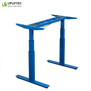 industrial stand up computer desk