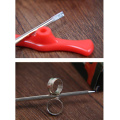 Manual Spiral Screw Slicer Potato Carrot Cucumber Chopper Home Kitchen Gadget