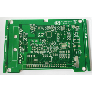 Automotive electronics multi-layer printed circuit boards
