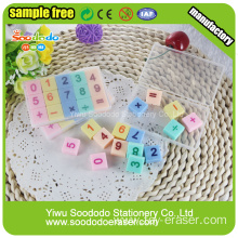 Promotion rectangle school & office eraser